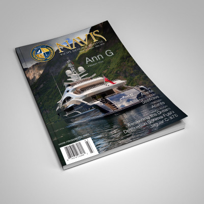 NAVIS Luxury Yacht Magazine Issue 29