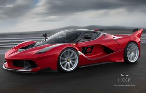 Ferrari FXX K review