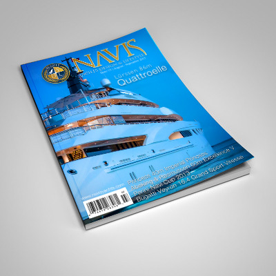 NAVIS Luxury Yacht Magazine Issue 13