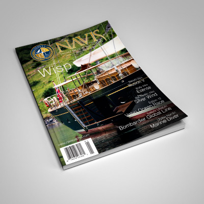 NAVIS Luxury Yacht Magazine Issue 21