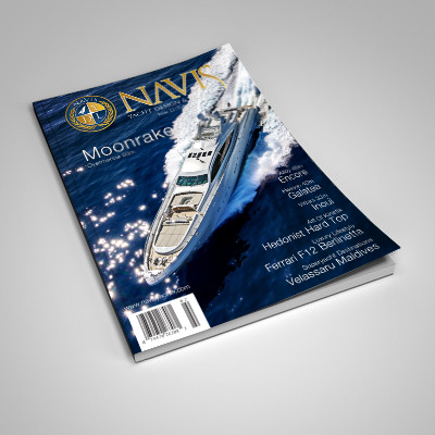NAVIS Luxury Yacht Magazine Issue 22