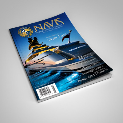 NAVIS Luxury Yacht Magazine Issue 25