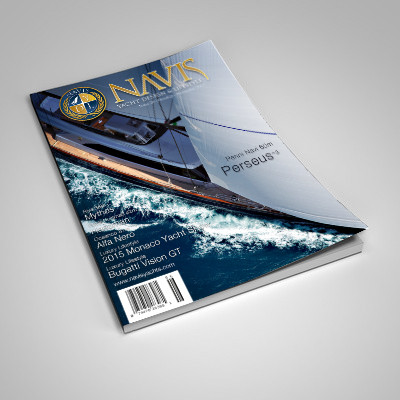 NAVIS Luxury Yacht Magazine Issue 26