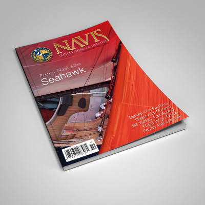 NAVIS Luxury Yacht Magazine Issue 16