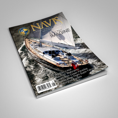 NAVIS Luxury Yacht Magazine Issue 14