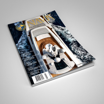 NAVIS Luxury Yacht Magazine Issue 19