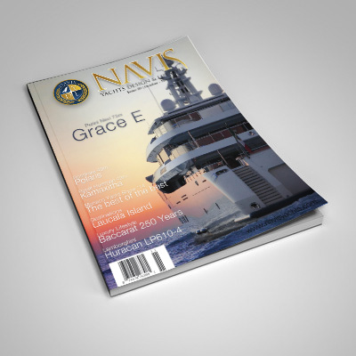 NAVIS Luxury Yacht Magazine Issue 20