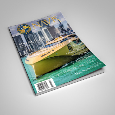 NAVIS Luxury Yacht Magazine Issue 23