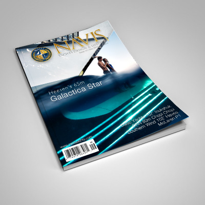 NAVIS Luxury Yacht Magazine Issue 15