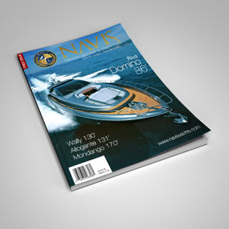 NAVIS Luxury Yacht Magazine Issue 01
