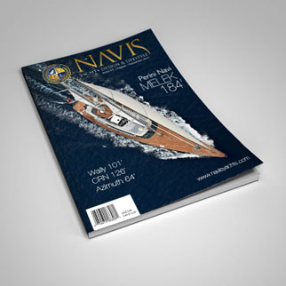 NAVIS Luxury Yacht Magazine Issue 02
