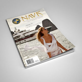 NAVIS Luxury Yacht Magazine Issue 03
