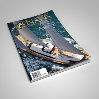 NAVIS Luxury Yacht Magazine Issue 04