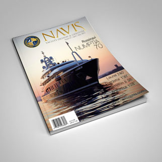 NAVIS Luxury Yacht Magazine Issue 05