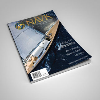 NAVIS Luxury Yacht Magazine Issue 06