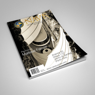 NAVIS Luxury Yacht Magazine Issue 08