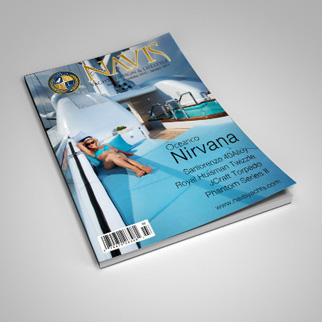 NAVIS Luxury Yacht Magazine Issue 09