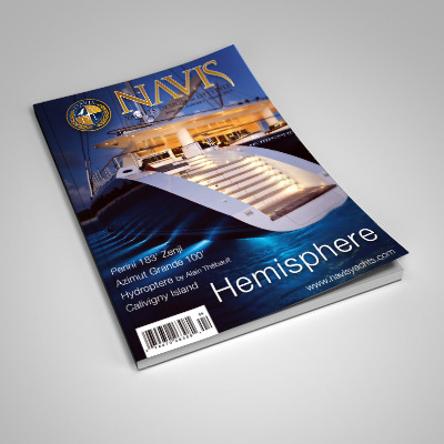 NAVIS Luxury Yacht Magazine Issue 10