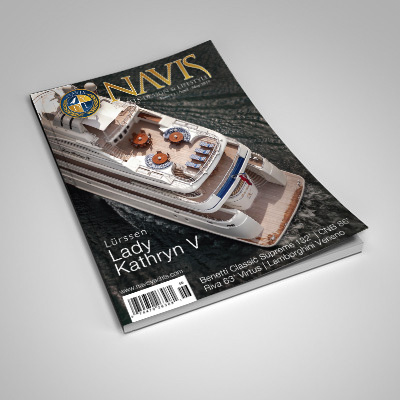 NAVIS Luxury Yacht Magazine Issue 11