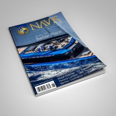 NAVIS Luxury Yacht Magazine Issue 12