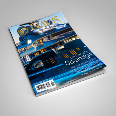 NAVIS Luxury Yacht Magazine Issue 17