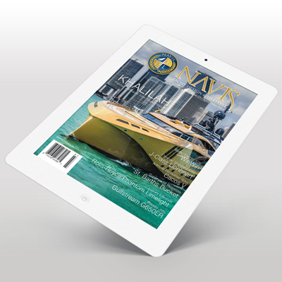 NAVIS Luxury Yacht Magazine Digital Edition