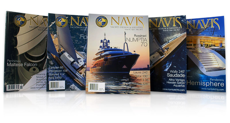 NAVIS Luxury Yacht Magazine
