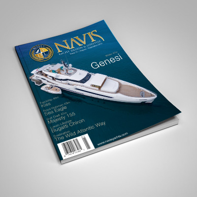 NAVIS Luxury Yacht Magazine Issue 31