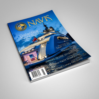 NAVIS Luxury Yacht Magazine Issue 32