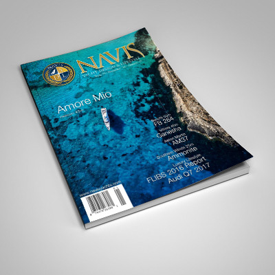 NAVIS Luxury Yacht Magazine Issue 33