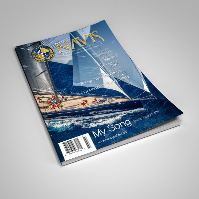 NAVIS Luxury Yacht Magazine Issue 34