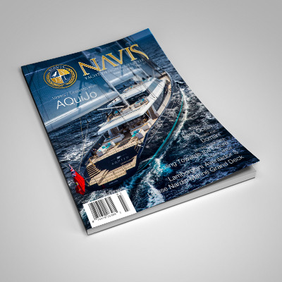 NAVIS Luxury Yacht Magazine Issue 36