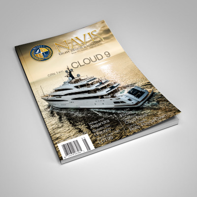 NAVIS Luxury Yacht Magazine Issue 37